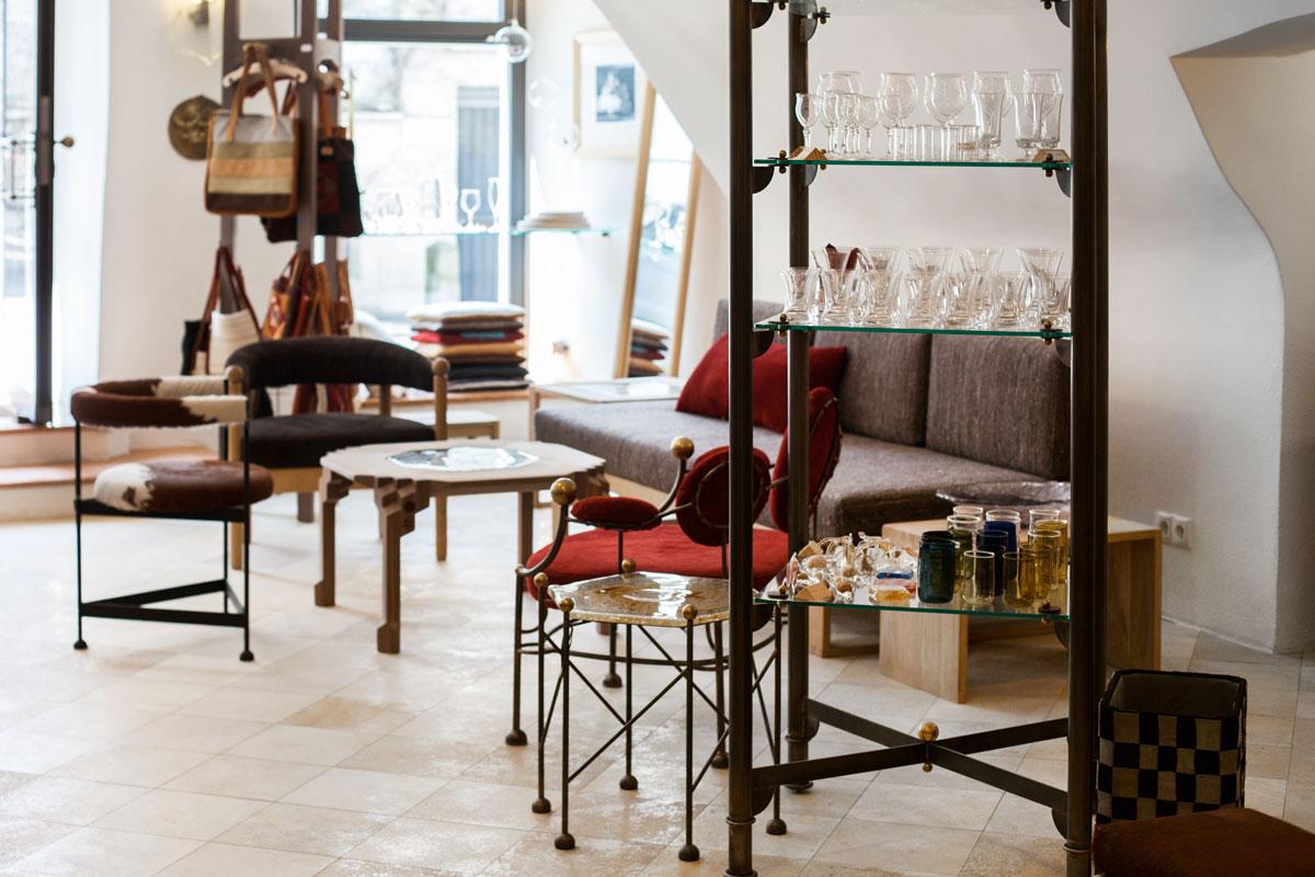 Hafner-Galerie, Verkaufsräume, Passau, bio, fair, einkaufen