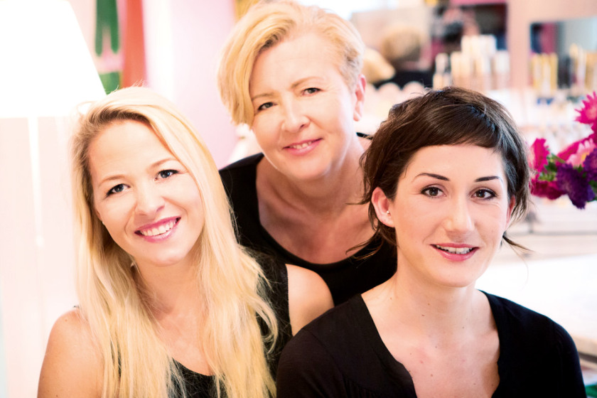 Hautnah, Ingrid Reichhart, Elzette Calitz, Daniela Maier, Passau