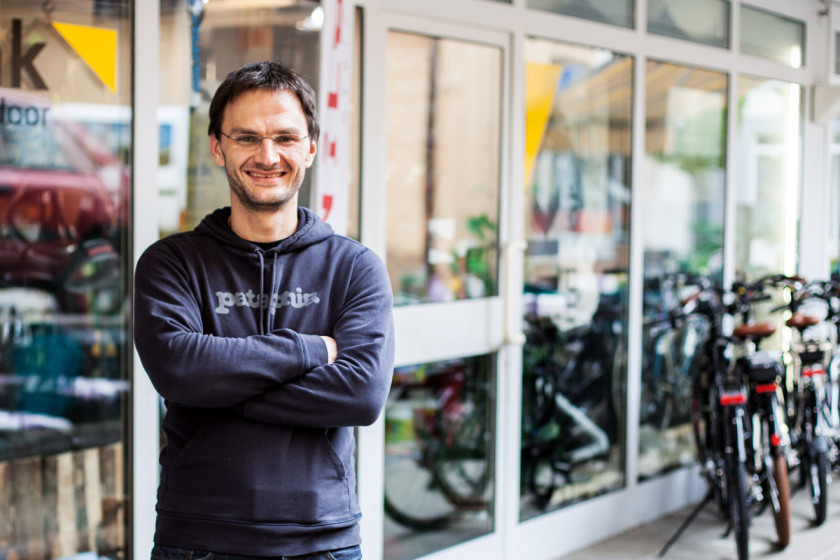 denk bike + outdoor, Werner Kavcic, Passau, bio, fair, einkaufen