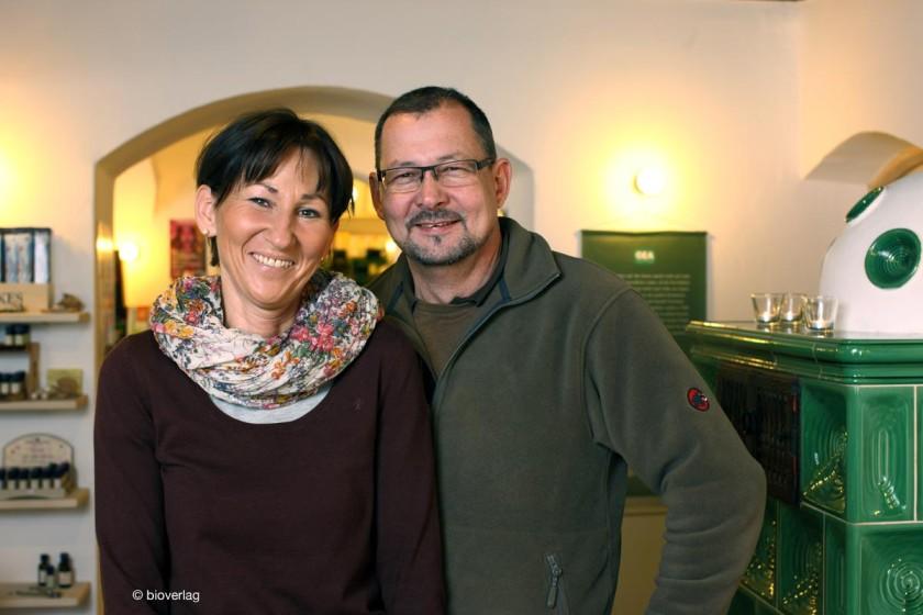 Ulrike und Franz Bogner führten ›bogners bio‹ zum Erfolg, bio einkaufen