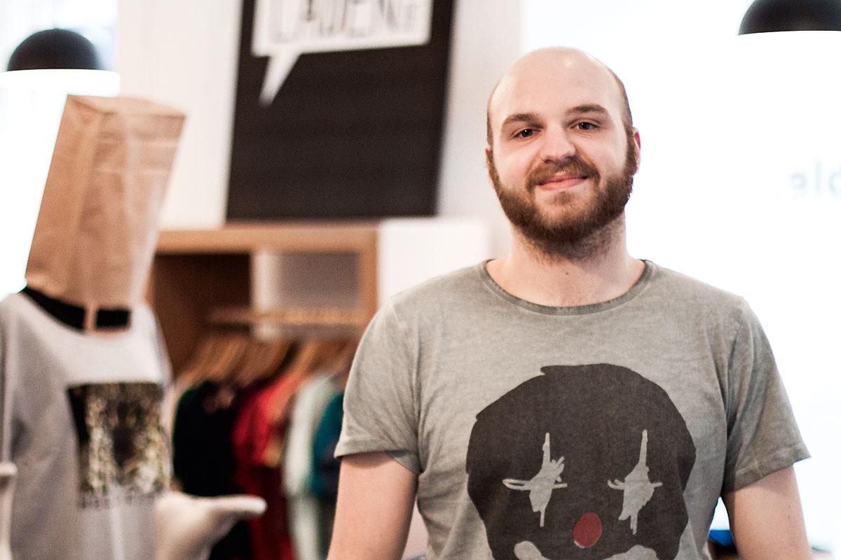 Ingemar Maier, kleidungsladen.de, Greenfashion, bio einkaufen