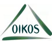 Logo Oikos, gesundes und natürliches Bauen