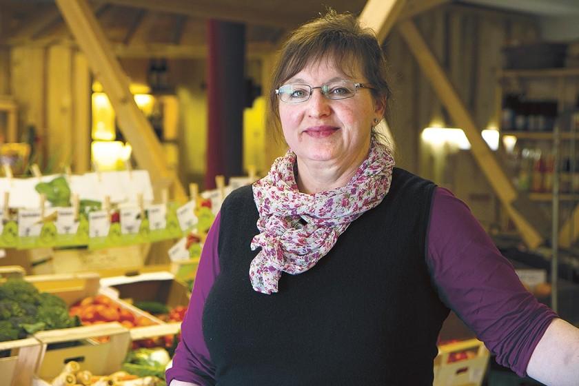 Bioladen, Biomarkt, Petra Friedl, bio, öko, regional, einkaufen, Lieferdienst, Ökokiste
